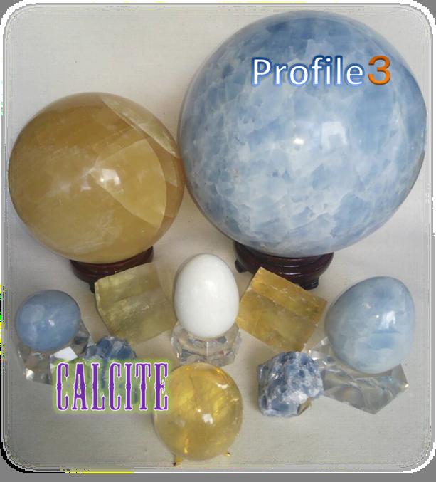 Profile.3 カルサイト-Calcite-